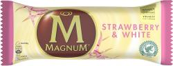 Magnum Strawberry & White  (110 ml) - 80111337
