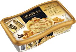 Mövenpick Eis Vanilla Toffee Fudge  (850 ml) - 7613034499394