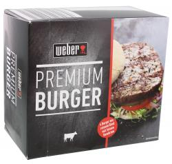 Weber Premium Burger  (800 g) - 4039081801271