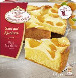 Coppenrath & Wiese Lust auf Kuchen K�se-Mandarine  (525 g) - 4008577006810