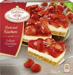 Coppenrath & Wiese Lust auf Kuchen Erdbeer-Frischkäse  (550 g) - 4008577006827