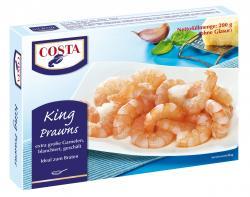 Costa King Prawns  (200 g) - 4008467003455