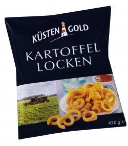 K�stengold Kartoffel Locken  (450 g) - 4250426213898