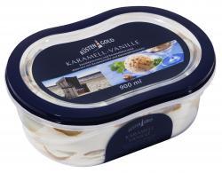 Küstengold Karamell-Vanille Eis  (900 ml) - 4250426214215