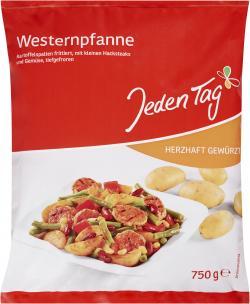 Jeden Tag Westernpfanne  (750 g) - 4306188340928