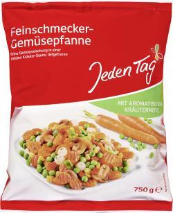 Jeden Tag Feinschmecker-Gemüsepfanne  (750 g) - 4306180072087