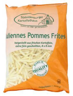 S�doldenburger Kartoffelhaus Pommes Frites Juliennes  (2,50 kg) - 4006934131106