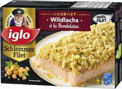 Iglo Gourmet Schlemmer-Filet Wildlachs � la Bordelaise  (330 g) - 4250241206242