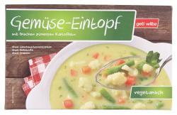Geti Wilba Gemüse-Eintopf  (600 g) - 4006622010454