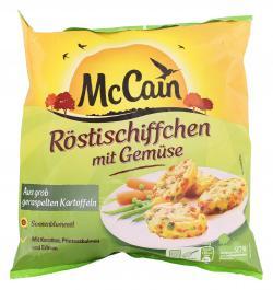 McCain R�stischiffchen mit Gem�se  (600 g) - 8710438100280