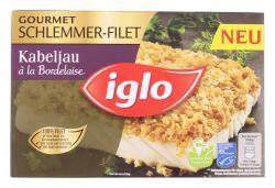 Iglo Gourmet Schlemmer-Filet Kabeljau � la Bordelaise  (330 g) - 4250241206600
