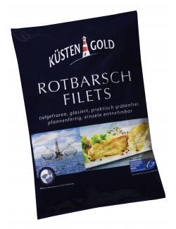 K�stengold Rotbarschfilets  (750 g) - 4250426215618