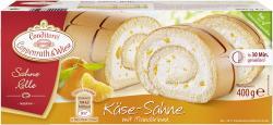 Coppenrath & Wiese Sahne-Rolle Käse-Sahne mit Mandarinen  (400 g) - 4008577000221