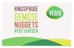 Vegio Knusprige Gem�se Nuggets  (255 g) - 4250780318307