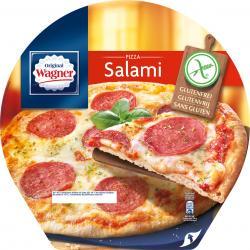 Original Wagner Pizza Salami glutenfrei  (370 g) - 7613035384392