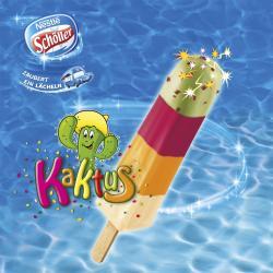 Nestlé Schöller Kaktus  (4 ml) - 7613035492134