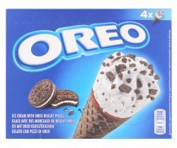 Oreo Cone  (4 x 110 ml) - 4007993017066