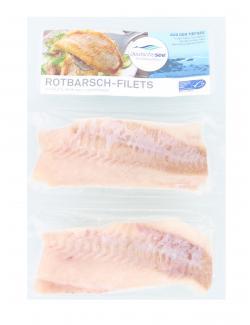 Deutsche See MSC Rotbarschfilets  (2 x 180 g) - 4009239746952