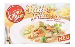 Carne Diem Kalbsfrikasse in milder Wei�weinsauce  (450 g) - 4006622098094