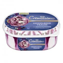Langnese Cremissimo Heidelbeer Traum  (900 ml) - 8712100735141