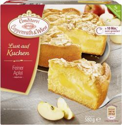 Coppenrath & Wiese Lust auf Kuchen Feiner Apfel  (580 g) - 4008577006803