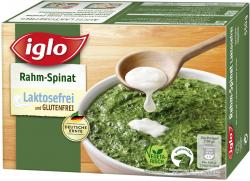 Iglo Rahm-Spinat  (550 g) - 4250241206952