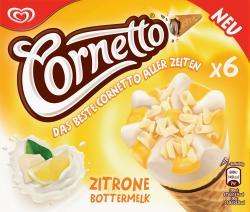 Cornetto Bottermelk Eis  (540 ml) - 8712100516337