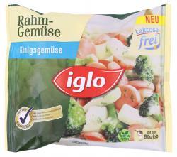 Iglo Rahm-Gemüse Königsgemüse  (400 g) - 4250241205535