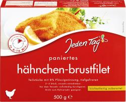 Jeden Tag H�hnchenbrust-Filet paniert  (500 g) - 4306188820147