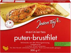 Jeden Tag Puten-Brustfilet mariniert  (500 g) - 4306188820178