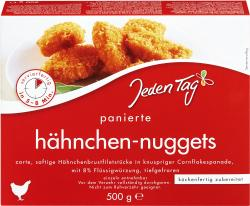 Jeden Tag H�hnchen Nuggets  (500 g) - 4306188820123