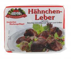 Gr�fendorfer H�hnchen-Leber  (500 g) - 4013884000109