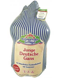 Dithmarscher Gefl�gel Junge deutsche Gans  (4,40 kg) - 4028328100550