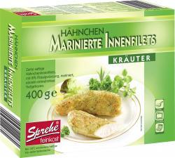 Sprehe Hähnchen marinierte Innenfilets Kräuter  (400 g) - 4004860114330