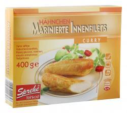 Sprehe Hähnchen marinierte Innenfilets Curry  (400 g) - 4004860114347