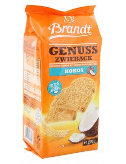 Brandt Zwieback Kokos  (225 g) - 4000233001412