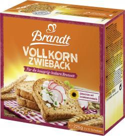 Brandt Zwieback Vollkorn  (225 g) - 4000233001252