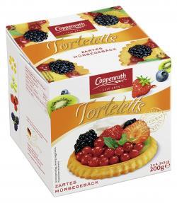 Coppenrath Torteletts  (200 g) - 4006952002204