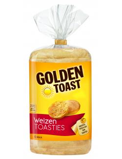 Golden Toast Weizen Toasties  (300 g) - 4009249001126