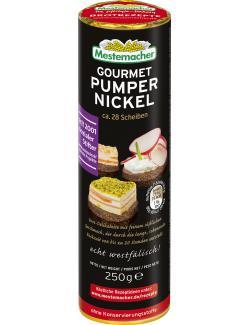Mestemacher Gourmet Pumpernickel  (250 g) - 4000446001216