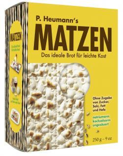 P. Heumann`s Matzen  (250 g) - 3226980052502