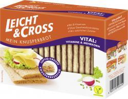 Leicht & Cross Mein Knusperbrot Vital  (125 g) - 4001518006450