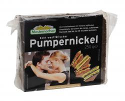 Mestemacher Pumpernickel  (250 g) - 4000446001025