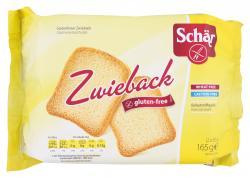Schär Zwieback glutenfrei  (165 g) - 8008698002339