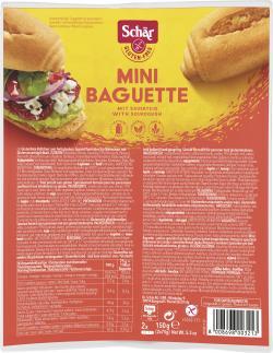 Schär Mini-Baguette  (150 g) - 8008698003213