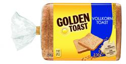 Golden Toast Vollkorn Toast  (250 g) - 4009249002482