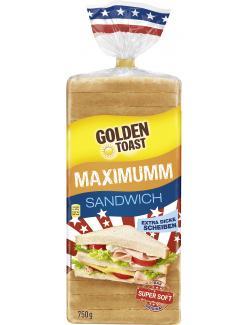 Golden Toast Maximumm Sandwich  (750 g) - 4009249004011