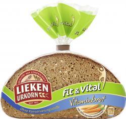 Lieken Urkorn Fit & Vital Vitaminbrot  (400 g) - 4009249012511