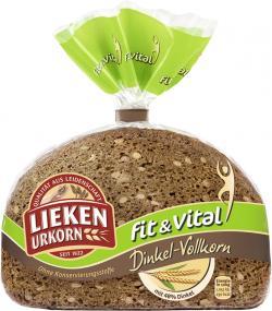 Lieken Urkorn Fit & Vital Dinkel-Vollkorn  (400 g) - 4009249012535