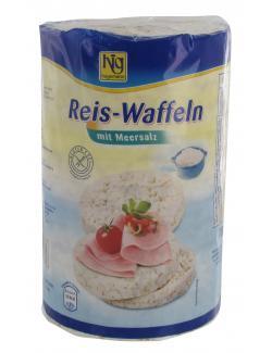 Hig Hagemann Reiswaffeln mit Meersalz  (100 g) - 4009176017313